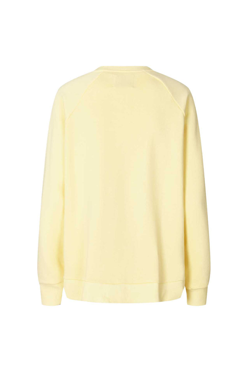 Lollys Laundry Moby Sweat Light Yellow