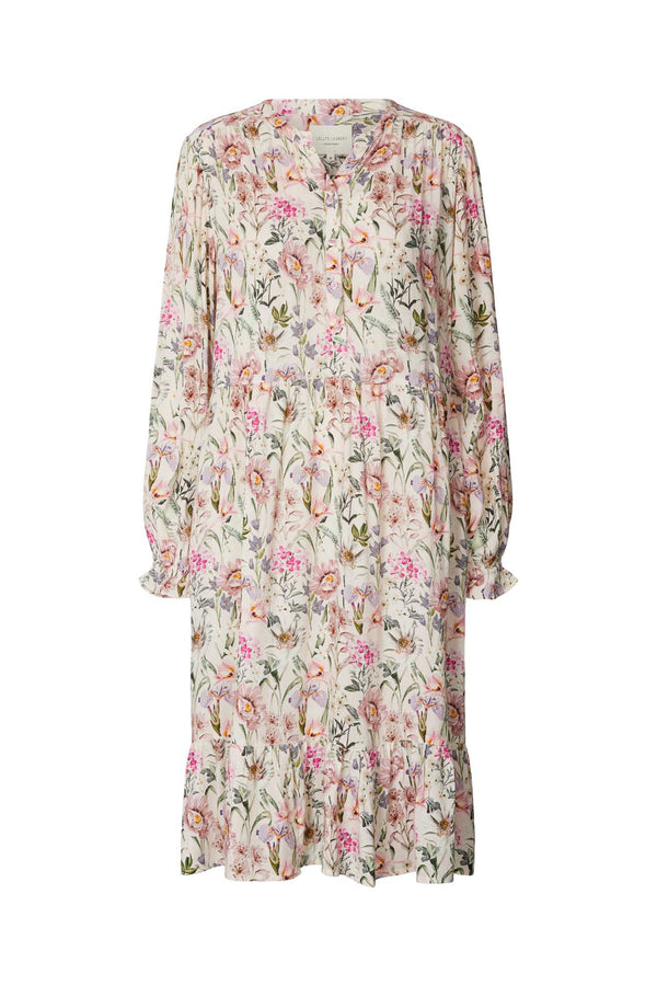 Lollys Laundry Audrey Dress Flower Print