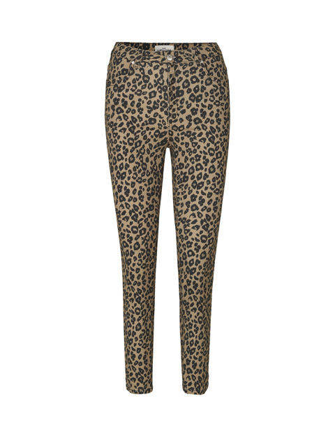 Comleo One C Jeans Leopard