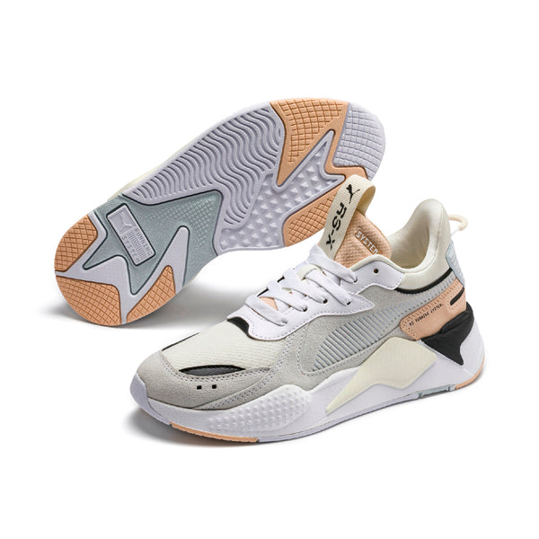 Puma RS-X Reinvent Wn's White Natural Vachetta