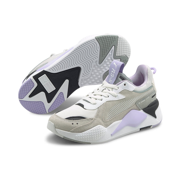 Puma RS-X Reinvent Sneakers Nimbus Cloud-White Lavender