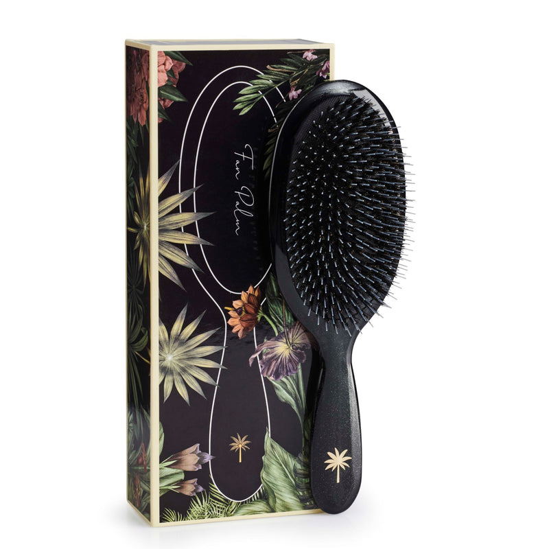 Large Hair Brush Stardust