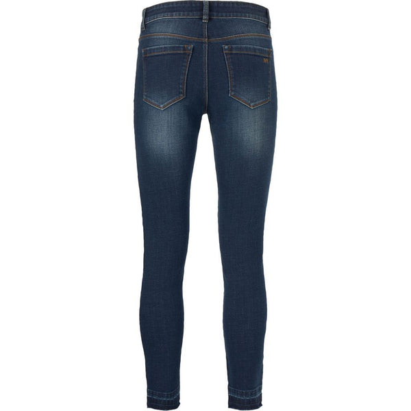 Alexa Ankle Wash Alicante Denim Blue