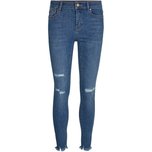 Ivy Alexa Ankle Jeans Wash Bergamo Distressed