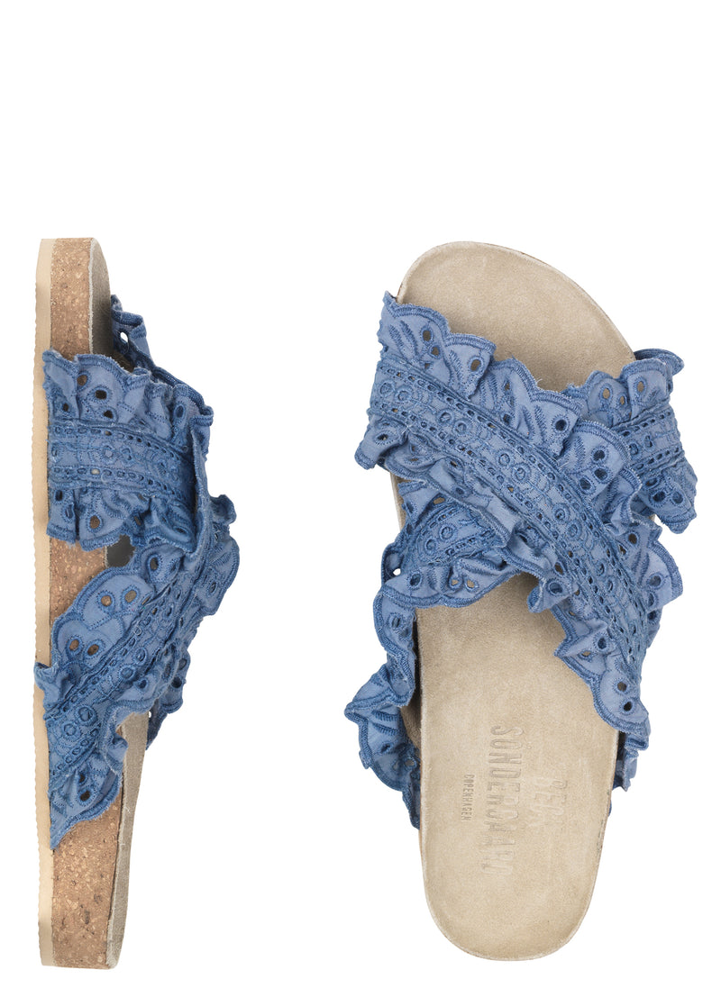 Angla Sandal Pack Light Blue
