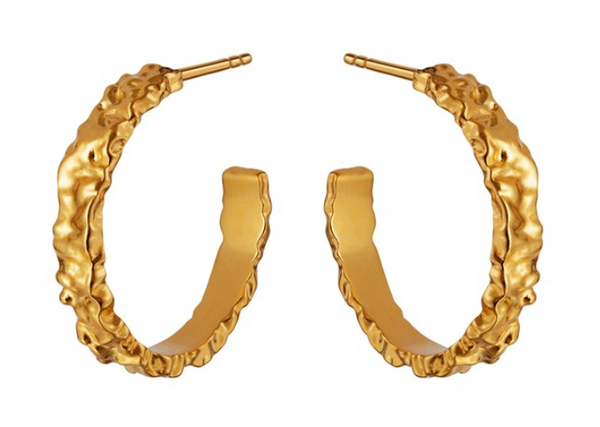Aio Big Earring Gold