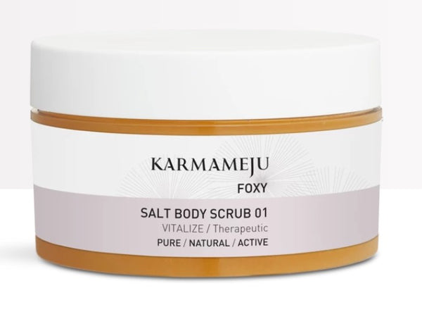 Salt Body Scrub 01 Foxy