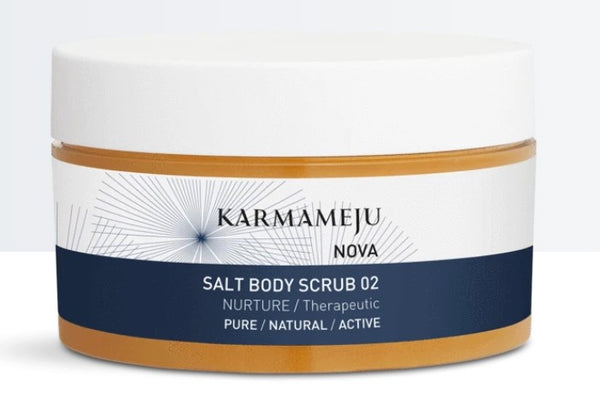 Salt Body Scrub 02 Nova
