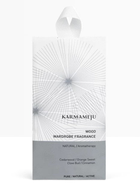 Natural Wardrobe Fragrance Wood