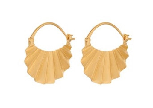 Brooklyn Earrings Gold