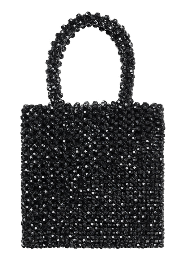 Bead Bag Black