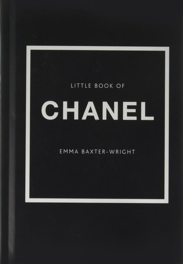 "New Mags ""Little Book of Chanel"" Coffee Table Book"