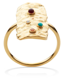Cliff Ring Gold