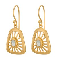 Thilde Earrings gold