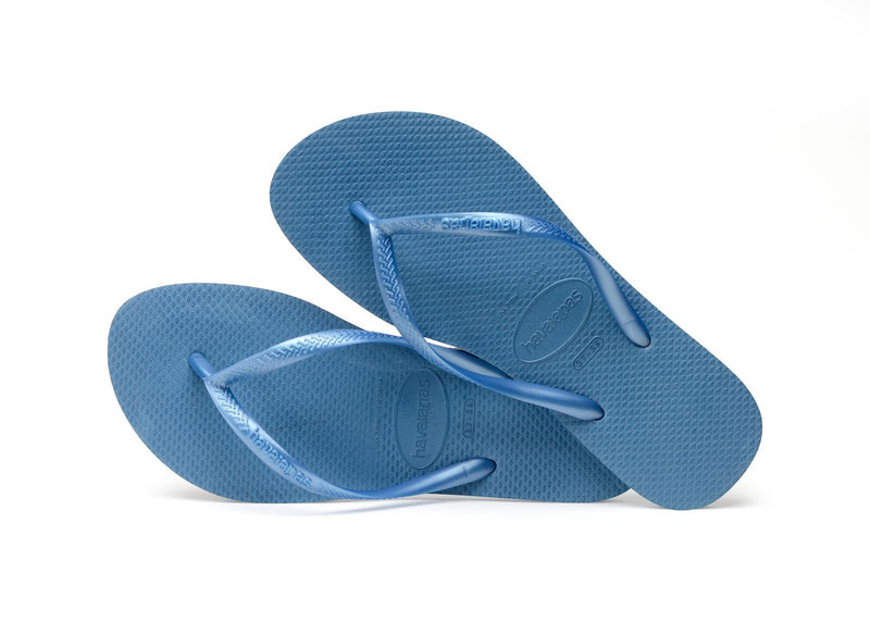 Flipflops Slim Steel Blue