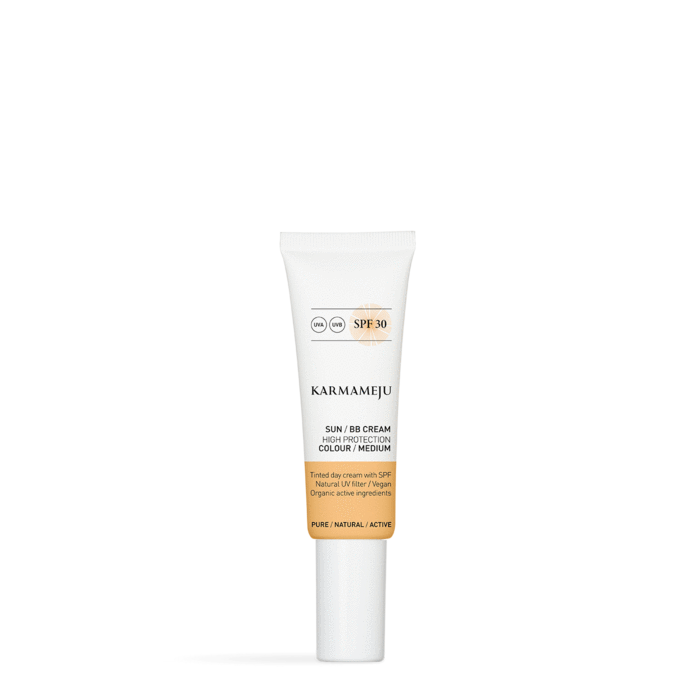 Karmameju Sun BB Cream Medium