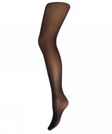 Bella Control 30 Denier Pantyhose Black