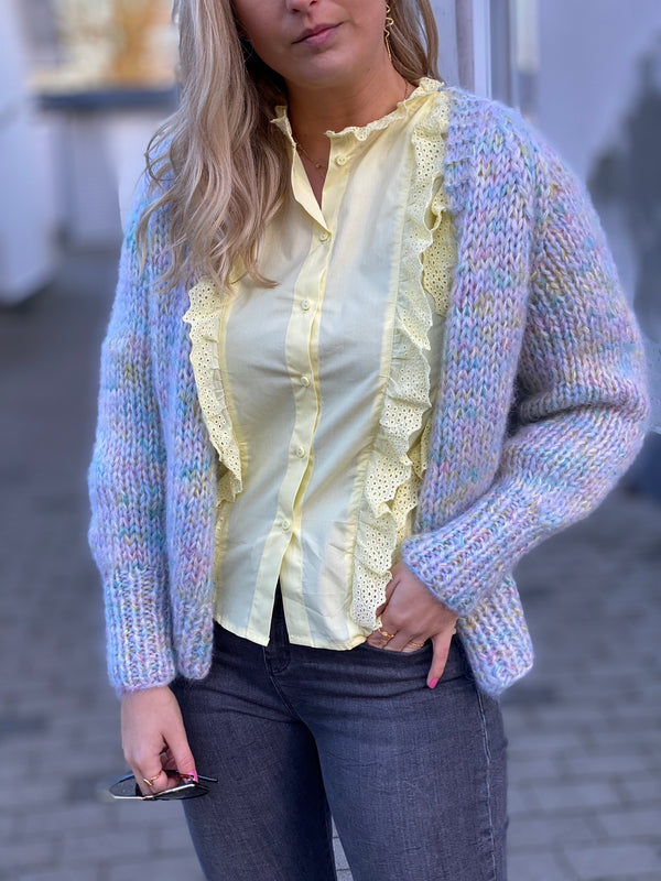 Dawn X Dare Venus Cardigan Multi Space