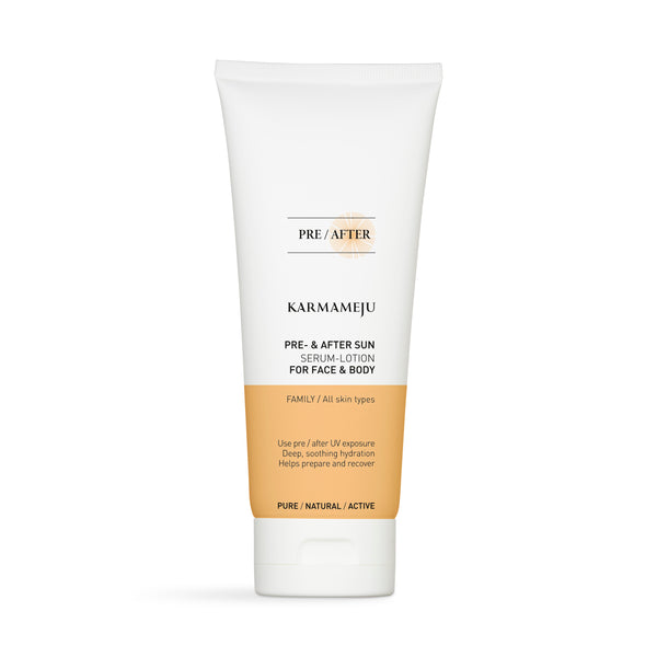 Karmameju Pre- & After Sun Serum-Lotion