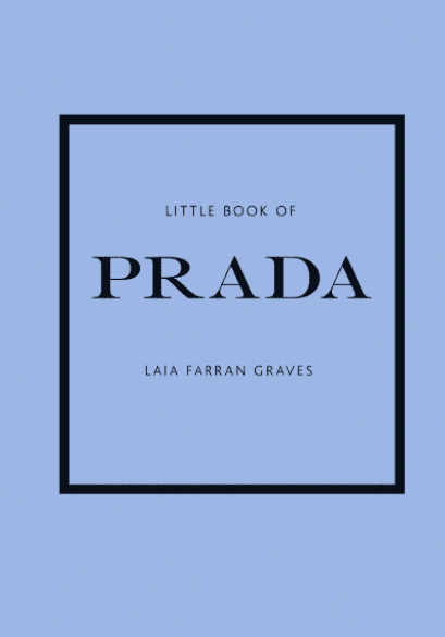 "New Mags ""Little Book of Prada"" Coffee Table Book"