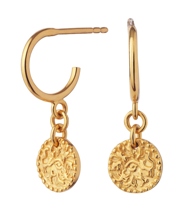 Mathilde Earring Gold