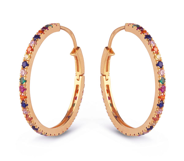 Nubia Earring Gold