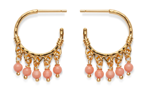 Ornate Earring Gold