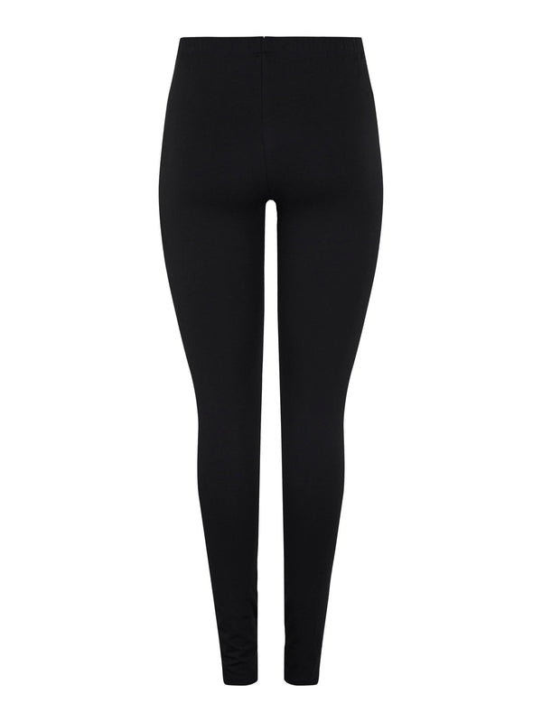 Pieces Maja Leggings Black 2 Pack