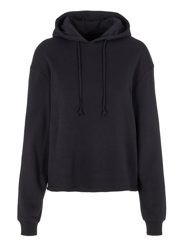 PRE-ORDER - Pieces Chilli Hoodie Black