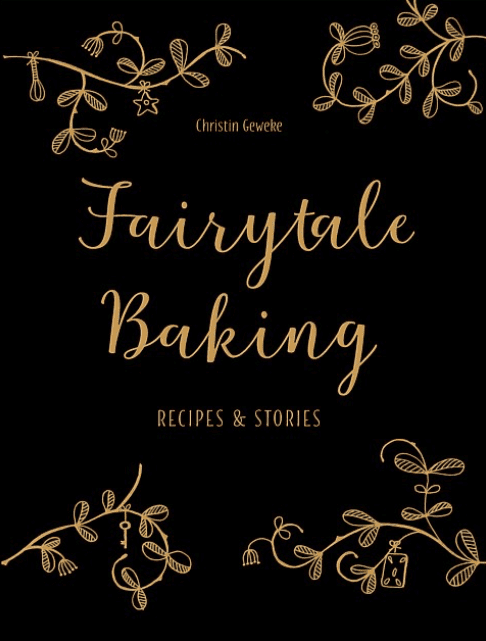 "New Mags ""Fairytale Baking - Recipes & Stories"" Coffee Table Book"