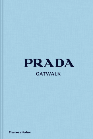 "New Mags ""Prada Catwalk"" Coffee Table Book"