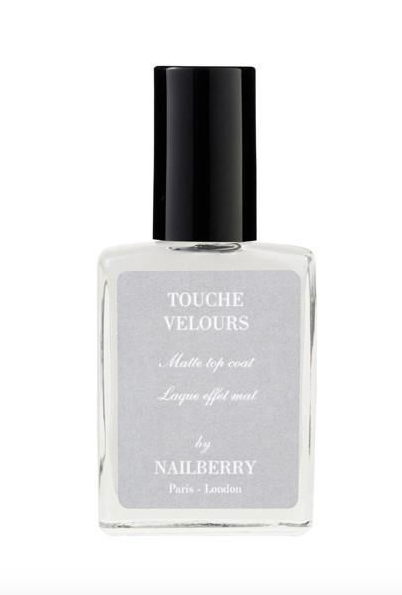 Touche Velour Top Coat Neglelak