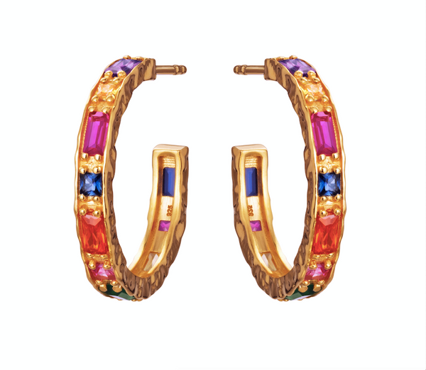 Polly Earring Gold