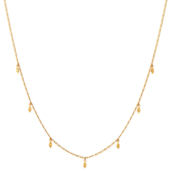 Una Necklace Gold