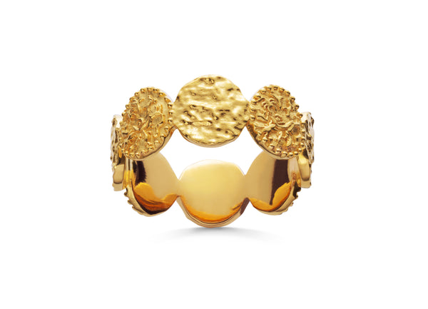 Amida Ring Gold