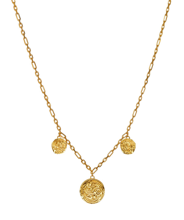Amira Necklace Gold