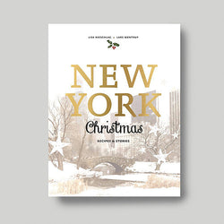 New York Christmas - Coffee tabels books