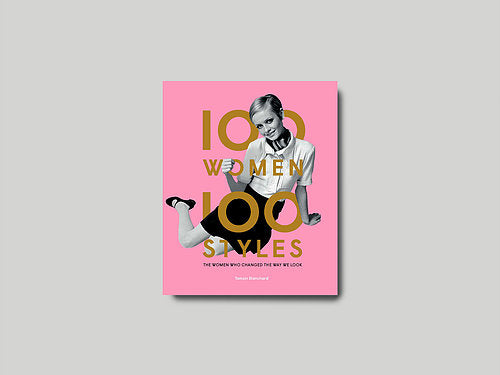 100 Woman - 100 Styles Coffee Tabels Book