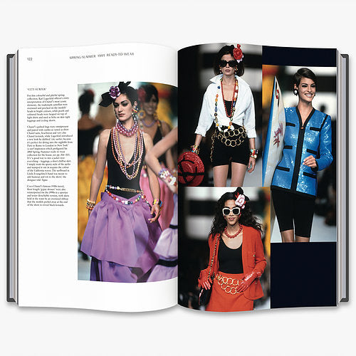 Chanel Catwalk - Coffee Tabel Book