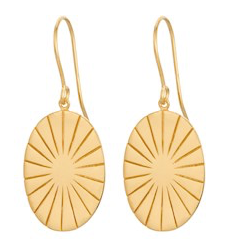 Era Earrings Gold