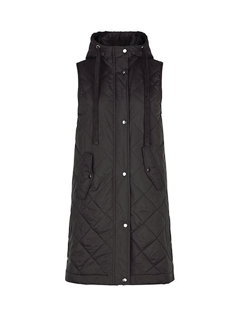 Global Funk Jace Vest Black