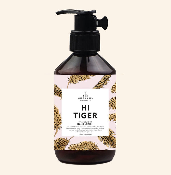 Hi Tiger Hand Lotion Kumquat & Bourbon vanilla