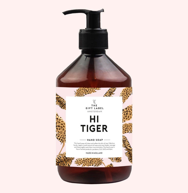 Hi Tiger Hand Soap Kumquat & Bourbon Vanilla