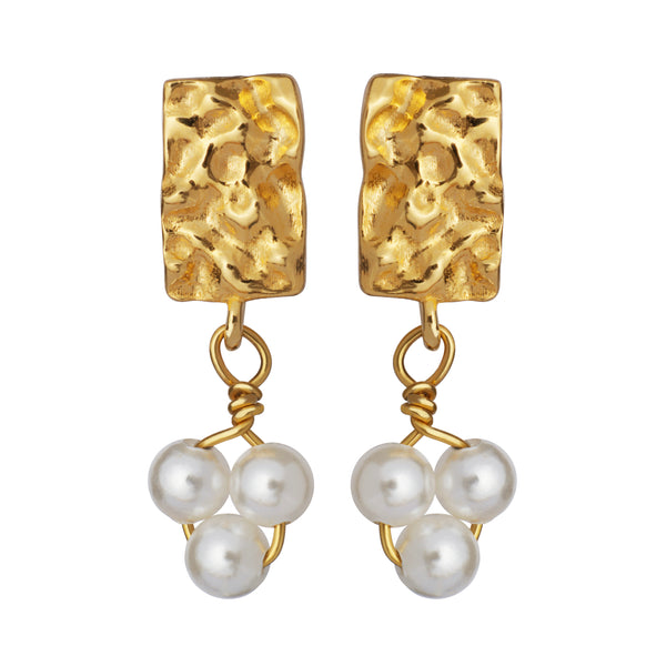 Iona Earring Gold