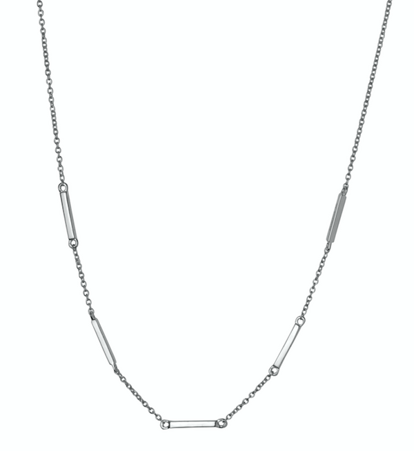 Mana Necklace Silver