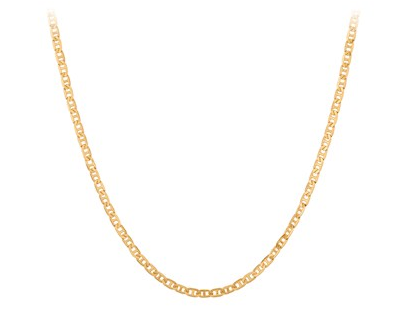 Therese Necklace Gold