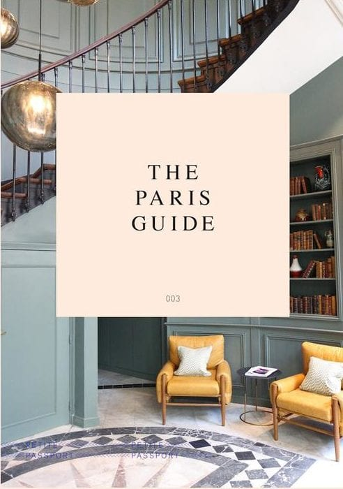 The Paris Guide - Coffee Table Books