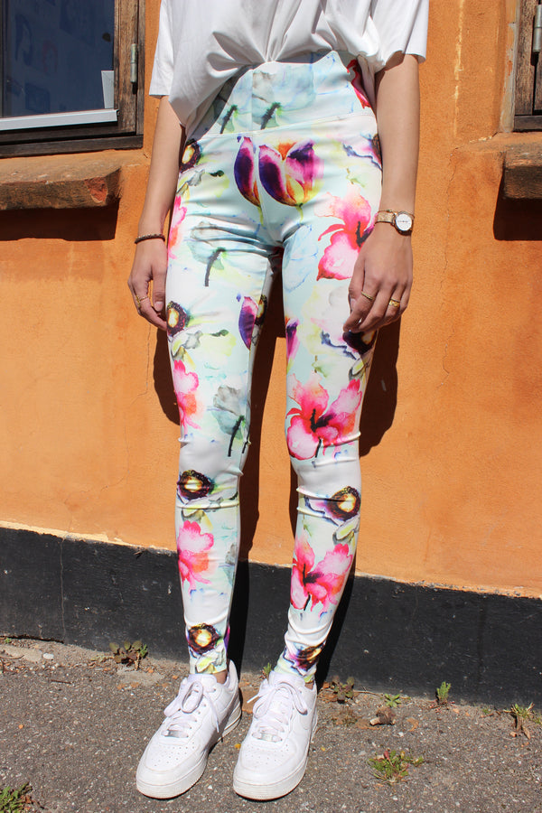 Liberté Nicole Leggings Mint Flower