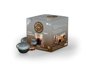 Dolce Gusto Lungo compatible coffee Pods, Box of 16