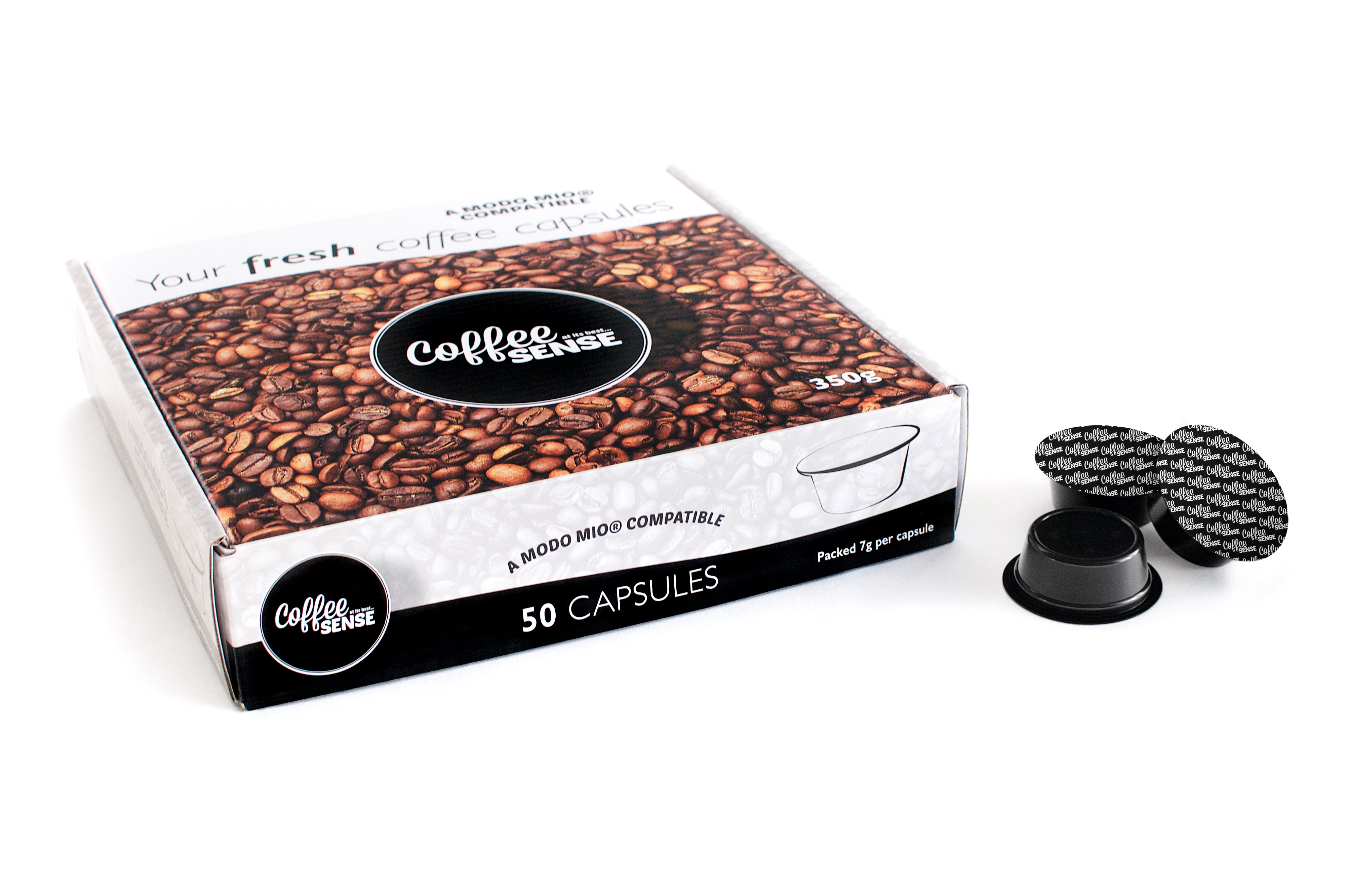 Lavazza A Modo Mio Compatible Old Brown Java Box of 50 Coffee Pods